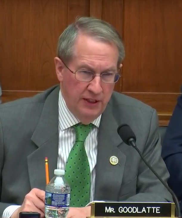 Rep Goodlatte